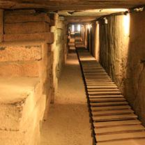 芒砀山地下皇宫群至今未解的十大千古之谜之一