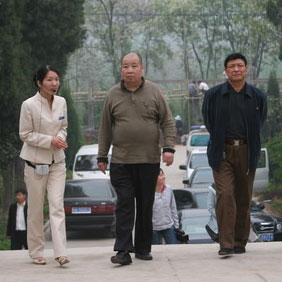 二月河:到河南而不到商丘,你不算是漢族人